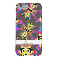Funky  ModernColorful  Abstract Graphic Barely There iPhone 6 Case