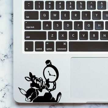 Alice in Wonderland Laptop Trackpad Decal for Apple MacBook Pro Air Retina 11 12 13 15 inch Mac Keyboard Touchpad Sticker Skin