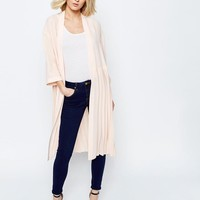 ASOS | ASOS Soft Pleated Duster at ASOS