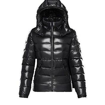 MONCLER 'Bady' Goose Down Padded Women's Jacket