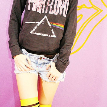 Pink Floyd Progressive Rock Black Hoodie by SoYouThinkYouCanRock
