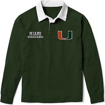 University of Miami Long Sleeve t-Shirt | University Of Miami