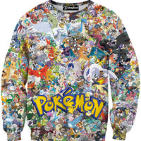 Pokemon Collection Crewneck