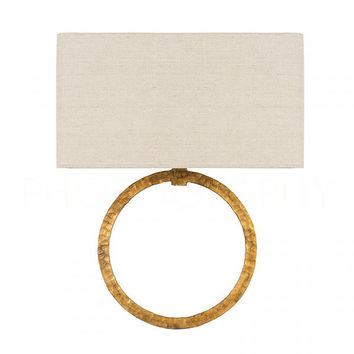 Mineral Ring Wall Sconce