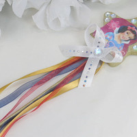 Snow White Wand - Princess Favors - Snow White party - Princess Accessories - Princess Wands - Princess Party Favor - Birthday Party