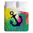 Sophia Buddenhagen Anchor Duvet Cover