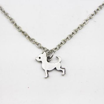 Chihuahua Necklace Dog Choker
