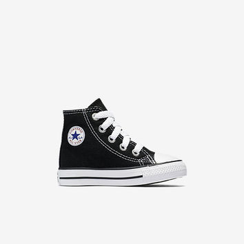 The Converse Chuck Taylor All Star High Top Infant/Toddler Shoe.
