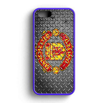 The Famous Football Team Manchester United iPhone 5 Case iPhone 5s Case iPhone 5c Case