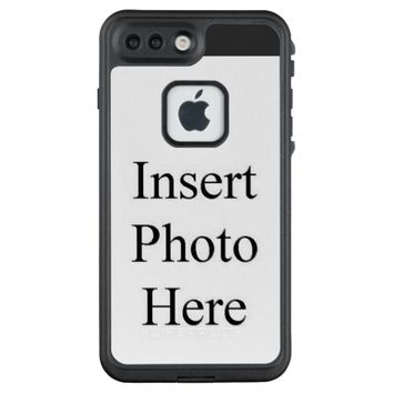 Personalized LifeProof FRE iPhone 7 Plus Case
