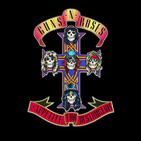 Guns N' Roses - Appetite For Destruction LP RE