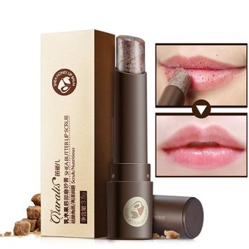 Professional Lips Care Moisturizing Full Lips Cosmetics Remove Dead Skin  Lip Care Exfoliating Lip Scrub