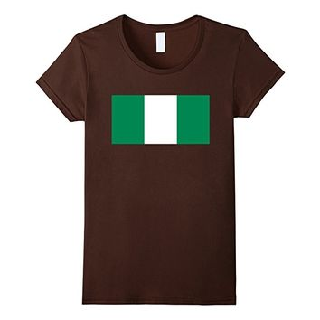 Authentic Nigerian Flag T-Shirt