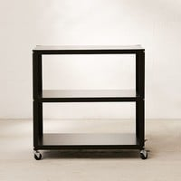 Ryan Rolling Kitchen Cart | Urban Outfitters