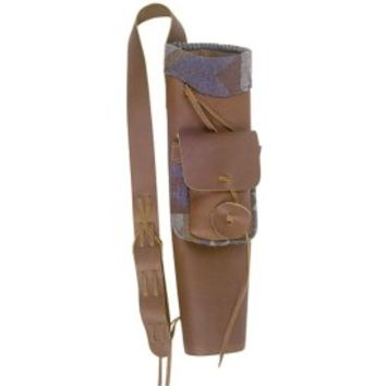 Martin Archery Leather Back Quiver - Dick's Sporting Goods