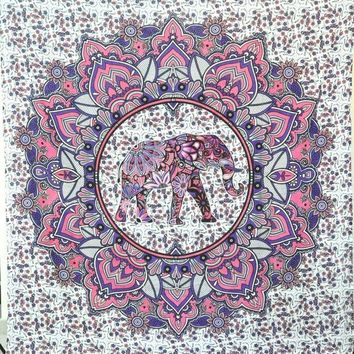 VONESC6 #a Mandala Indian Boho Wall Carpet Rectangle Beach towel printing Tapestry Europe and America Beach mat Window curtains sun