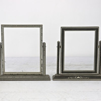Vintage Picture Frames, Old Wooden Photo Frames, Home Decor