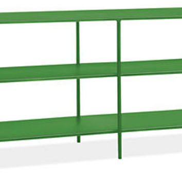 Slim Media Consoles in Colors