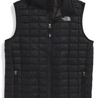 The North Face Boy's 'ThermoBall' PrimaLoft Vest,