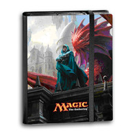 Ultra Pro 9-Pocket PRO-BINDER (20 pages) Magic the Gathering Return To Ravnica - Jace & Dragon Artwork