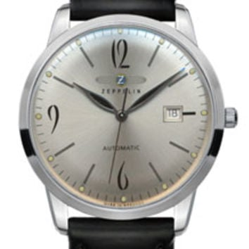 Graf Zeppelin Flatline Automatic Watch 7350-4