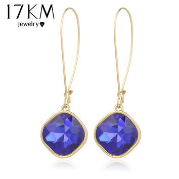 Lovely Black, Blue and White Crystal Earrings.  Great Wedding Gift.     ***FREE SHIPPING***