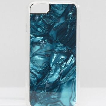 Zero Gravity Lapis iPhone 7 Case at asos.com