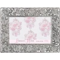 Home Accents Decorative Metal Vintage Flower Picture Frame / Photo Frame