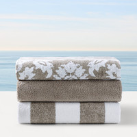 Amalfi Beach Towel Collection - Sand