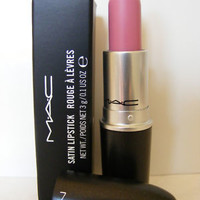 Mac Cosmetic Lipstick SNOB 100% Authentic