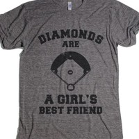 Diamonds Are A Girls Best Friend (Vintage ) |