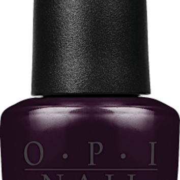 OPI Nail Lacquer - Lincoln Park After Dark 0.5 oz - #NLW42