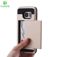 KISSCASE For Samsung S8 Case Hybrid Hard Plastic Case For Samsung Galaxy S8 S8 Plus S7 S7 Edge S6 Edge Plus S5 S4 S3 Phone Cases