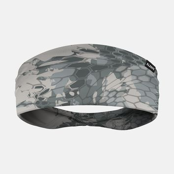 Incognito Old Snow Camo Headband