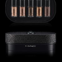 M·A·C Cosmetics | Products > Eye Kits and Palettes > Objects of Affection/Gold + Beige Pigments + Glitter