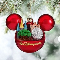 Walt Disney World Musical Snowglobe