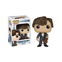 Sherlock with Violin Pop! Vinyl Figure