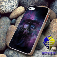 Doctor Who the tardis in space CoastalCaseCreations For iPhone Case Samsung Galaxy Case Ipad Case Ipod Case