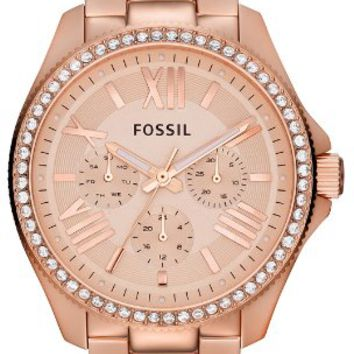 Fossil Cecile Ladies Quartz Watch AM4483
