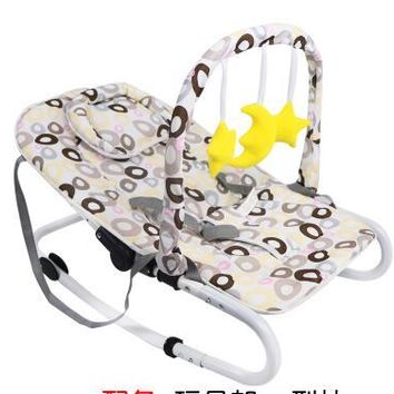 Babyway Electric Baby Rocker Bouncer Multifunctional Musical Baby Cradle,3 Color Available