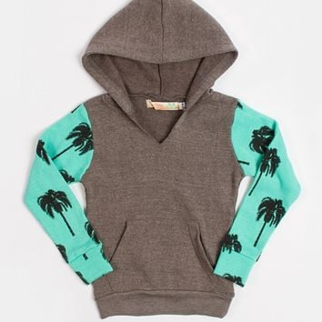 Palm Tree Hoodie by Vintage Havana - ShopKitson.com