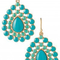 Charlize Teardrop Earrings - All Earrings - Earrings - Shop by Category