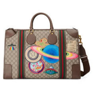 Gucci - Gucci Courrier soft GG Supreme duffle bag