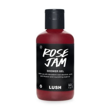 Rose Jam Shower Gel