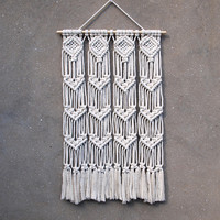 Wall decoration Boho macrame wall hanging