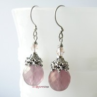Lilac Bliss Earrings