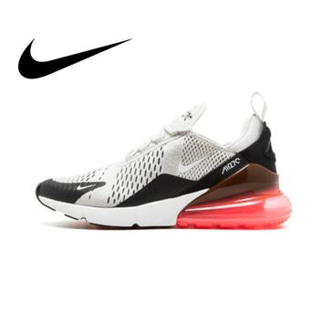 Original Nike Air Max 270 180 Mens Running Shoes Sneakers Sport Outdoor Walking Jogging Authentic Breathable Designer Leisure