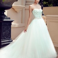 Casabanca Bridal 2188 Beaded Ball Gown Wedding Dress