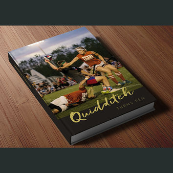 Quidditch Turns Ten Book