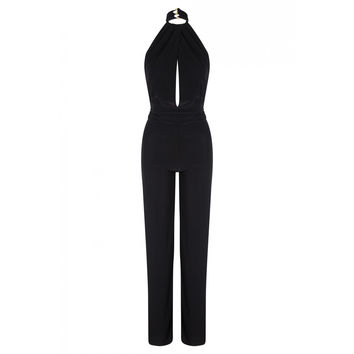 Harmless Jumpsuit  Black